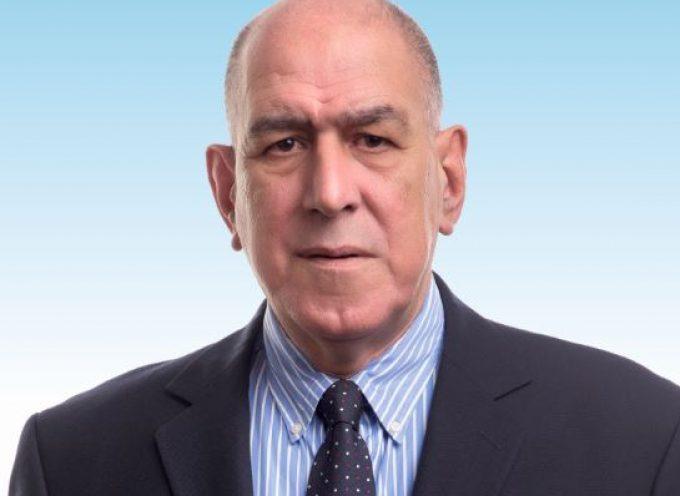 Ο Ιωάννης Καμπανής, από την Κω, υποψήφιος με τον Γιώργο Χατζημάρκο