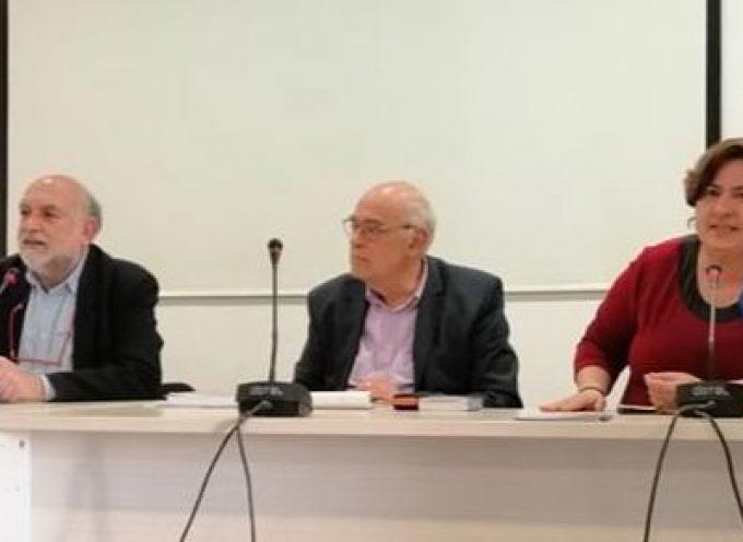 Περιοδεία των βουλευτών Κυκλάδων του ΣΥΡΙΖΑ, Ν.Συρμαλένιου και Α.Συρίγου – Πάρος & Σαντορίνη