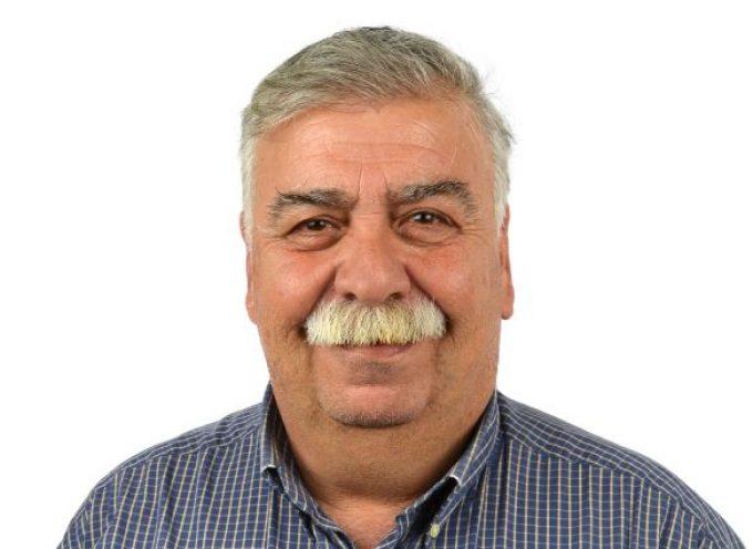 Υποψήφιος για δεύτερη θητεία ο Δημήτρης Τσοπανάκης, δίπλα στον Περιφερειάρχη, Γιώργο Χατζημάρκο