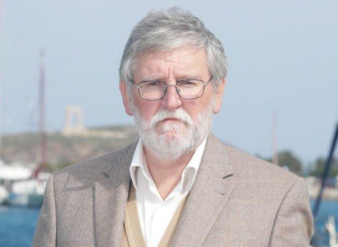 Υποψήφιος με την «Συμμαχία Νοτίου Αιγαίου» ο Μιχάλης Φραγκίσκος από την Νάξο