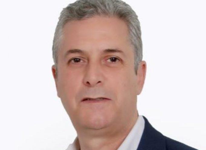 Η «Συμμαχία Nοτίου Aιγαίου» ανακοινώνει την υποψηφιότητα του Δημήτρη Kαραγιάννη