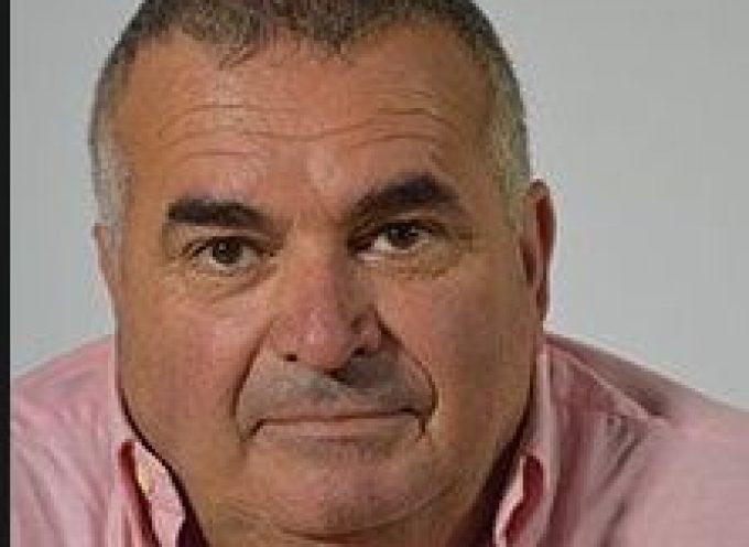 Δεν θα συμμετάσχει στις επικείμενες Δημοτικές εκλογές ο Αντιδήμαρχος Θήρας Γ. Κυριαζής