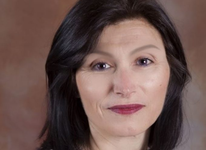 Η Λήδα Λιακοπούλου – Μανωλά, από τη Νάξο, υποψήφια με τον Γιώργο Χατζημάρκο