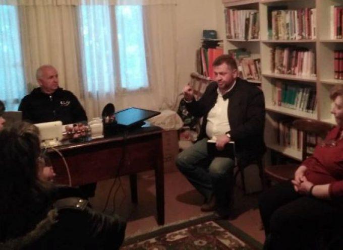 Μανόλης Ορφανός: «Κυρίαρχος στόχος μας είναι να έχουμε και να ασκήσουμε κοινωνική πολιτική»