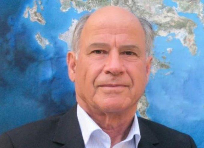 Ο Νίκος Τσακίρης, από την Κω, υποψήφιoς για μια ακόμη θητεία με τον Γιώργο Χατζημάρκο