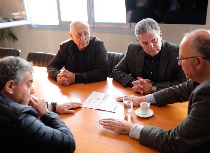 Μ. Γλυνός: Στις πρώτες 10 ημέρες της θητείας μας οι παρεμβάσεις  για τη βελτίωση του οδικού δικτύου στη Σαντορίνη