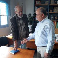 Ορκωμοσία νέου Δημοτικού Συμβούλου Θήρας, κ. Ιωάννη Ρούσσου του Παντελή
