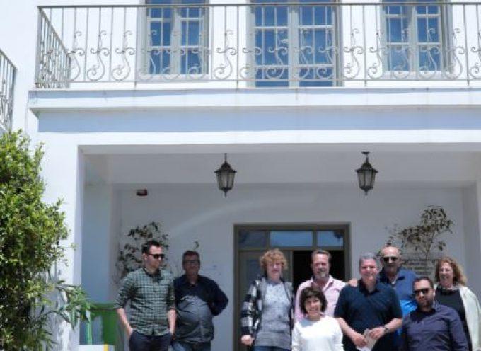 Περιοδεία του υποψήφιου περιφερειάρχη Νοτίου Αιγαίου Μανώλη Γλυνού στην Κύθνο