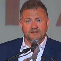 Η κεντρική προεκλογική ομιλία του υποψήφιου Δημάρχου Θήρας Μ. Ορφανού
