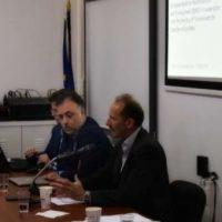 Συνεργασία του Επιμελητηρίου Κυκλάδων με την Ευρωπαϊκή Τράπεζα Ανασυγκρότησης και Ανάπτυξης (EBRD) και το Υπουργείο Τουρισμού για το Πιλοτικό Πρόγραμμα Διαχείρισης Προορισμού στη Σαντορίνη.