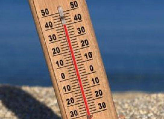 Διεύθυνση Πολιτικής Προστασίας Π.Ν.Αι.: Μέτρα προστασίας κατά την εκδήλωση υψηλών θερμοκρασιών