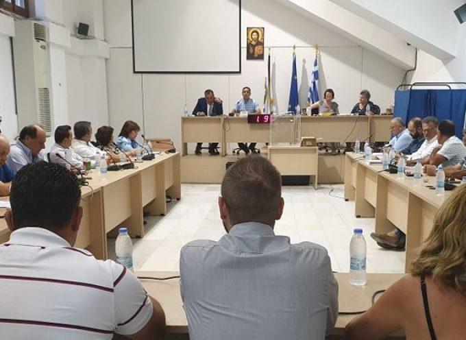 Συνεδριάζει την Τρίτη 29 Οκτωβρίου το Δημοτικό Συμβούλιο Θήρας