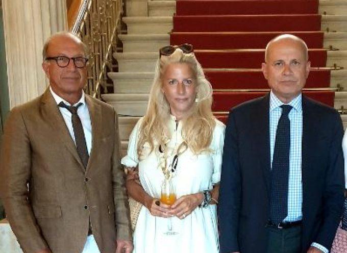 Συνάντηση του Αντιπεριφερειάρχη Κυκλάδων με τον Πρέσβη της Ιταλίας