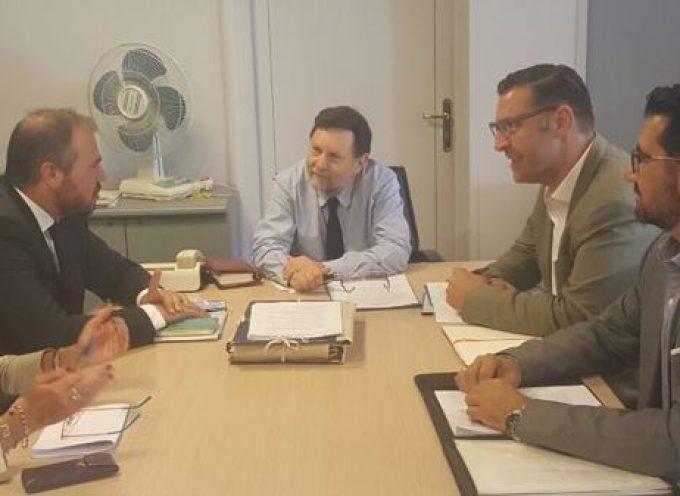 Με τον Υφυπουργό Περιβάλλοντος και Ενέργειας συναντήθηκε ο Βουλευτής Κυκλάδων ΝΔ Φ. Φόρτωμας. Συζητήθηκαν σοβαρά ζητήματα της Τήνου