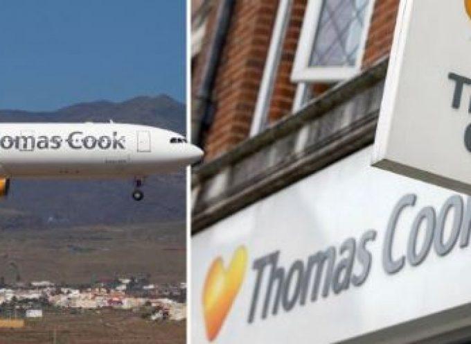 To Συνδικάτο εργατοϋπαλλήλων επισιτισμού  τουρισμού Επαρχίας Θήρας για τους εργαζόμενους στην Thomas Cook