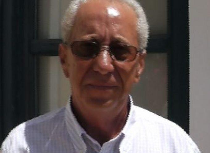 Ο κ. Π. Σαλίβερος, για την παραίτησή του από τη θέση του εντεταλμένου συμβούλου της ΑΕΜΥ Α.Ε. στο Γ.Ν.Θ.