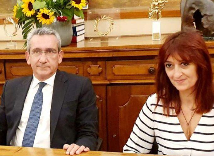ΠΝΑΙ: Υπογραφή εργολαβικής σύμβασης,  ύψους 4,8 εκατ. €, για τα δίκτυα αποχέτευσης Απολλωνίας και Αρτεμώνα Δήμου Σίφνου