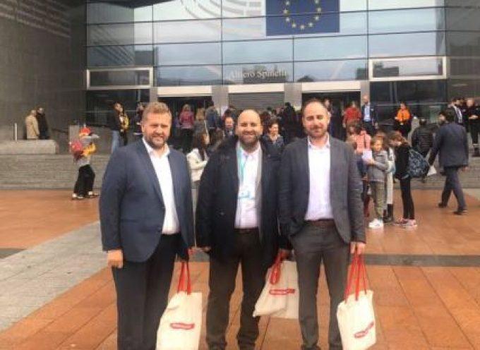 Στις Βρυξέλλες  ο Μανόλης Ορφανός για την εκπροσώπηση  του Δήμου Θήρας στην Ευρωπαϊκή Εβδομάδα Περιφερειών και Πόλεων
