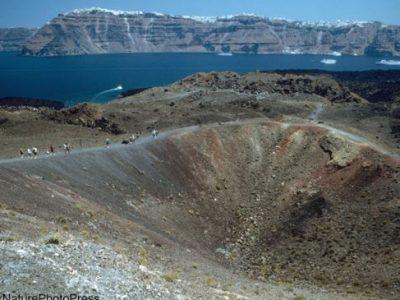 ΓΕΩΘΗΡΑ ΜΑΕ: Ολοκληρώθηκε το ενημερωτικό διήμερο για το ηφαίστειο της Σαντορίνης