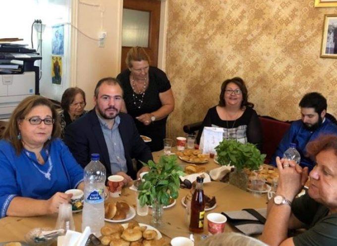 Διήμερη επίσκεψη σε Κίμωλο και Μήλο πραγματοποίησε ο βουλευτής Κυκλάδων, Φίλιππος Φόρτωμας