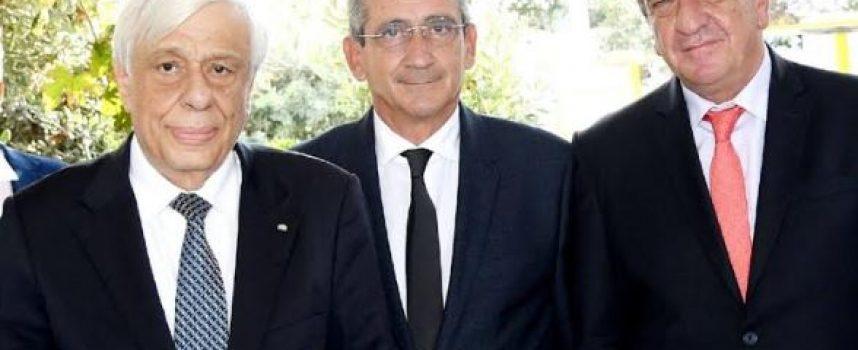 Ο Δήμος Θήρας για την επίσκεψη του Προέδρου της Δημοκρατίας Π. Παυλόπουλου στη Σαντορίνη