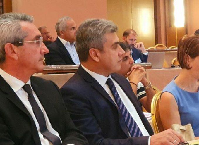 """Γ. Χατζημάρκος: """"Σταυροδρόμι ενεργειακών ευκαιριών και κινδύνων το Νότιο Αιγαίο"""