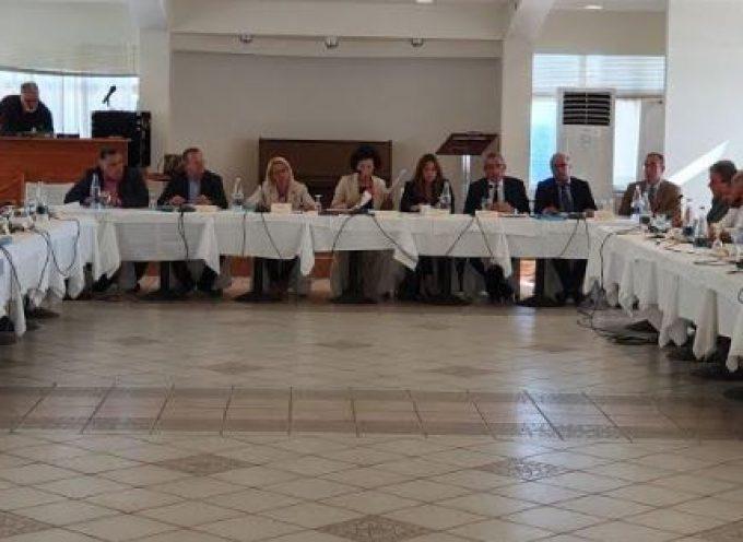 Εκλογή εκπροσώπων  της Περιφέρειας Νοτίου Αιγαίου στην Γ.Σ.  της Ένωσης Περιφερειών Ελλάδας