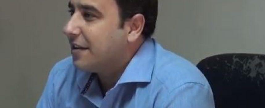 VIDEO: Η Συνέντευξη του Προέδρου του Δημοτικού Συμβουλίου Θήρας κ. Γιώργου Δαρζέντα