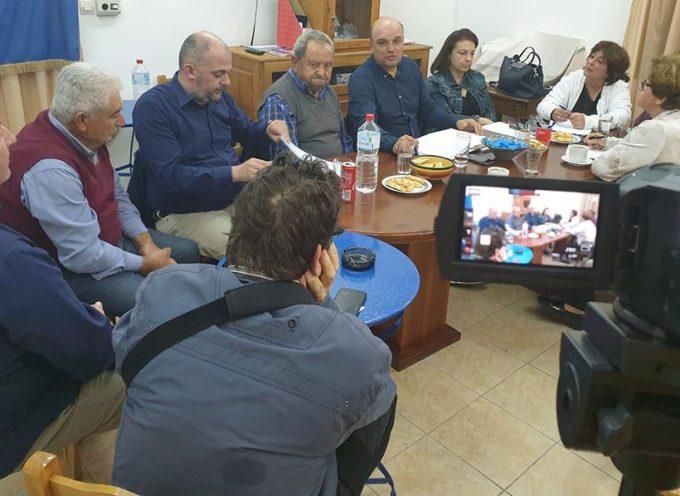 VIDEO: Απόσπασμα από τη συνάντηση στο Κοντοχώρι με την παρουσία της Αντιδημάρχου κας Σ. Κίτσου – Συνέντευξη με τον Πρόεδρο του Πολιτιστικού Συλλόγου Φηρών κ. Π. Καβαλλάρη