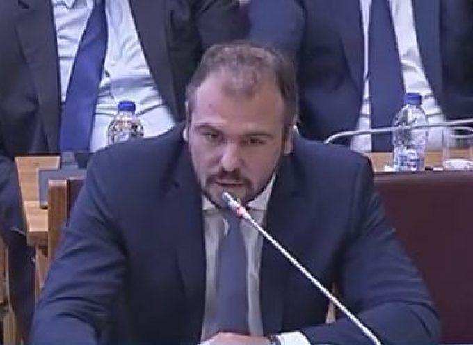 Φίλιππος Φόρτωμας: «Στόχος μας είναι να εκσυγχρονιστεί η ΔΕΗ»