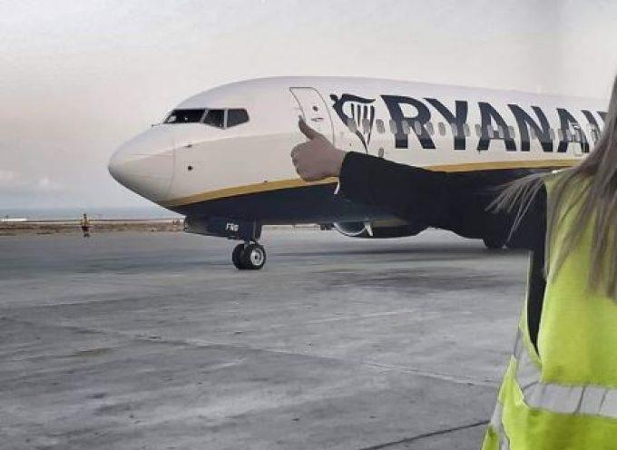 Επιπλέον πτήσεις Ryanair από Ην. Βασίλειο – Σαντορίνη τον Οκτώβριο