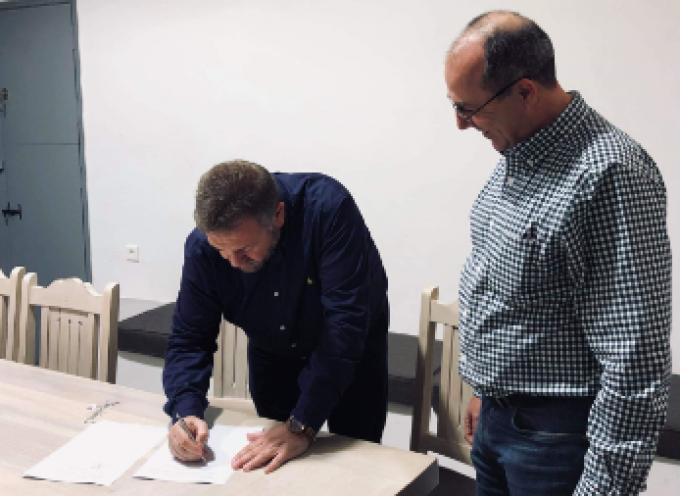 Νέα σύμβαση για την κατασκευή δικτύου αποχέτευσης στους οικισμούς Αγίας Παρασκευής – Μονολίθου