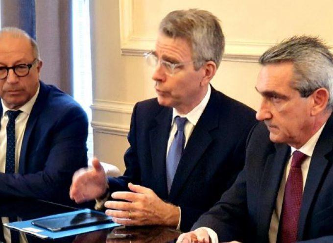 """Γ. Χατζημάρκος : """"Καλούμε το διεθνές επενδυτικό κεφάλαιο να εμπιστευθεί το Νότιο Αιγαίο»"""