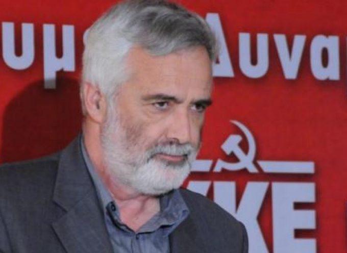 Γιάννης Ντουνιαδάκης: «Όχι στην εγκατάσταση βιομηχανικών ανεμογεννητριών στην Τήνο, όχι στην καταστροφή του φυσικού περιβάλλοντός της»