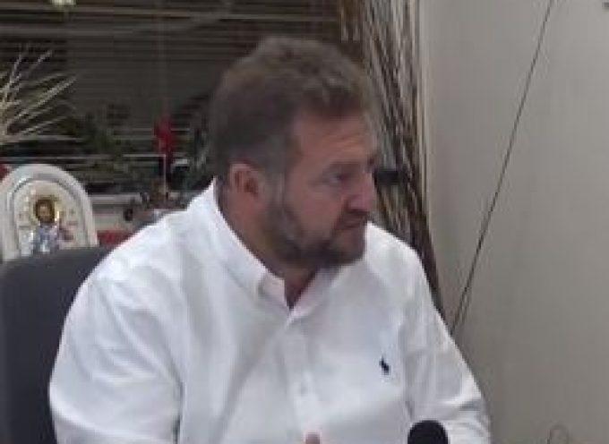 VIDEO: Συνέντευξη του Προέδρου της ΔΕΥΑ Θήρας κ. Μανόλη Ορφανού