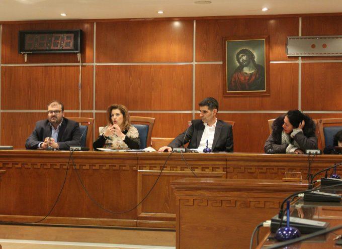 Επίσκεψη της Γ.Γ. του Υπουργείου Παιδείας και Θρησκευμάτων στη Νάξο