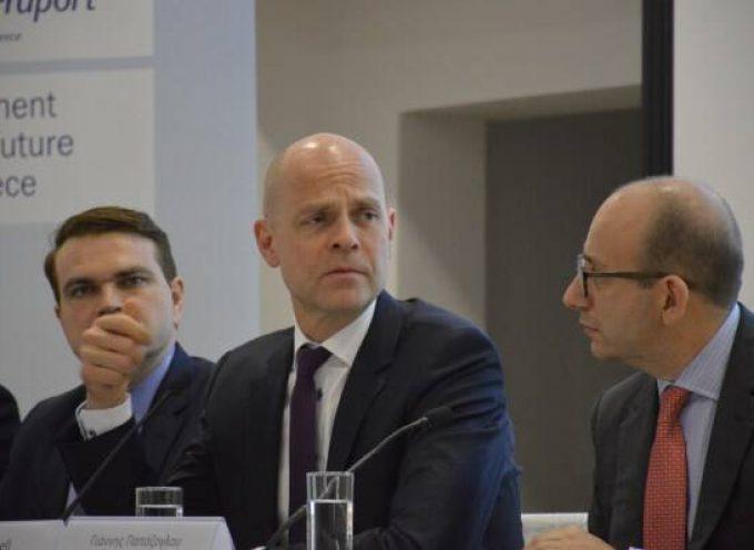 Δήλωση του CEO της Fraport Greece Alexander Zinell με αφορμή την ανακοίνωση νέου δρομολογίου Σαντορίνης – Ντόχα (JTR-DOH) από την Qatar Airways