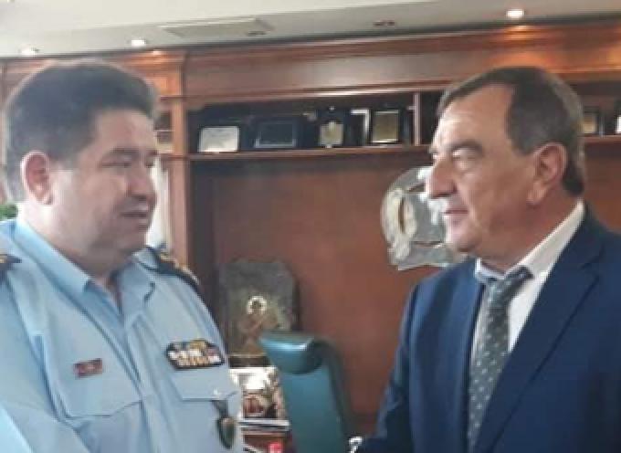 Δήμαρχος Θήρας: «Δημιουργείται η αστυνομική υποδιεύθυνση Σαντορίνης με 130 ένστολους»