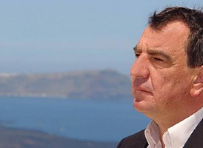 Ο Δήμαρχος Θήρας κ. Α. Σιγάλας μιλά στο Radio Faros Santorini 105.9 για την 57η εθελοντική αιμοδοσία στη Σαντορίνη