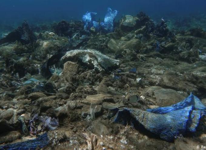 """Φ. Φόρτωμας: """"Στηρίζουμε την απορρύπανση του βυθού της Άνδρου και του Αιγαίου"""""""