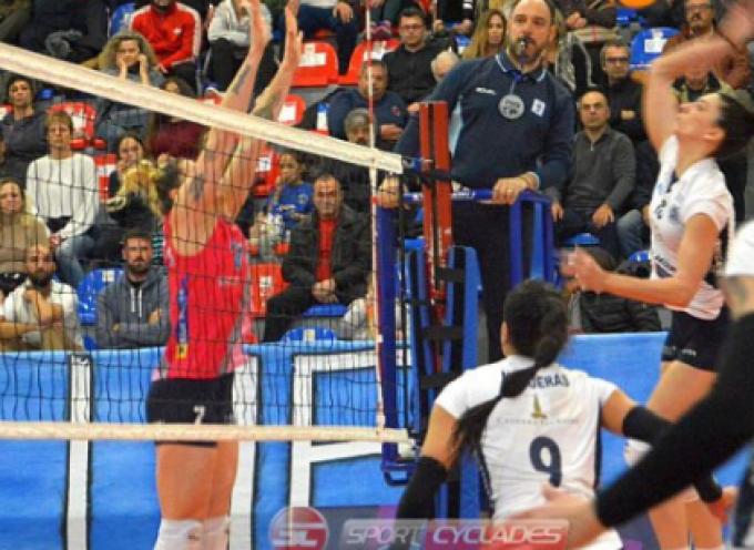 Συγχαρητήρια από τον ΔΑΠΠΟΣ στον ΑΟ Θήρας για την πρόκρισή του στο final 4 του Κυπέλλου Ελλάδας