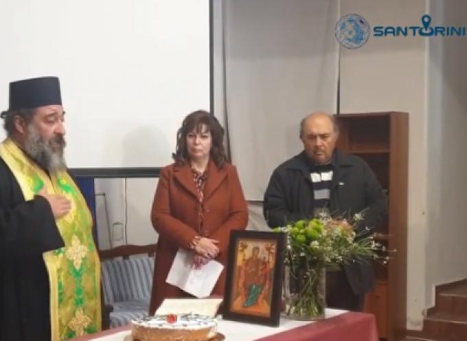 """VIDEO: Η εκδήλωση κοπής της πρωτοχρονιάτικης πίτας του Πνευματικού & Πολιτιστικού Συλλόγου """"Παναγιά η Γλυκογαλούσα"""""""