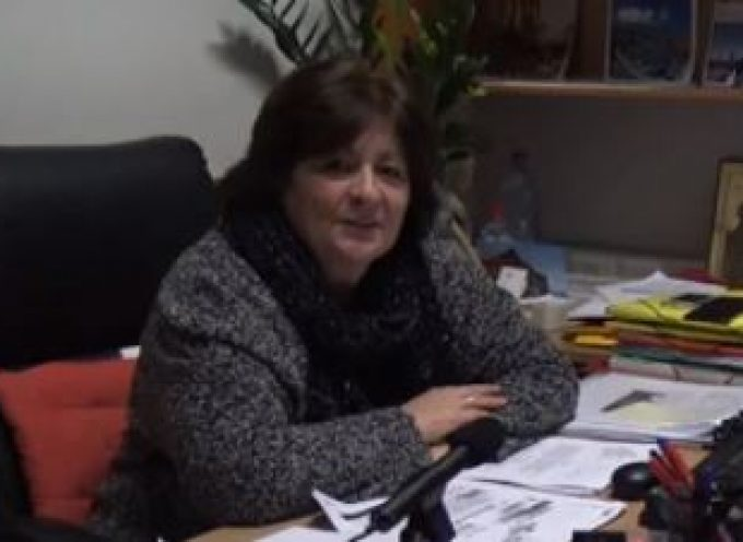 VIDEO: Συνέντευξη με την Αντιδήμαρχο Θήρας κα Σοφία Κίτσου