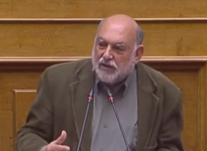 Ακτοπλοϊκά δρομολόγια Ανάφης: Ο Νίκος Συρμαλένιος κατέθεσε στη Βουλή αναφορά