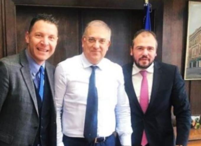 Ο Φ. Φόρτωμας για την παράταση χρηματοδότησης υδροδότησης του Δήμου Τήνου