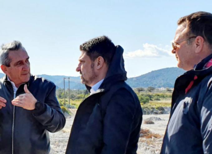 """Γ.Γ. Πολιτικής Προστασίας: """"Το Νότιο Αιγαίο χαράζει δρόμους και στην πολιτική προστασία"""""""