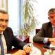 Με τον Υφυπουργό Ανάπτυξης & Επενδύσεων Γιάννη Τσακίρη συναντήθηκε ο Περιφερειάρχης Ν. Αιγαίου
