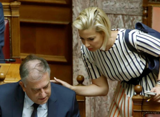 """Κατερίνα Μονογυιού: """" Ένα πάγιο αίτημα για τη διευκόλυνση των νησιωτικών δήμων έγινε δεκτό από τον Υπουργό Εσωτερικών"""""""