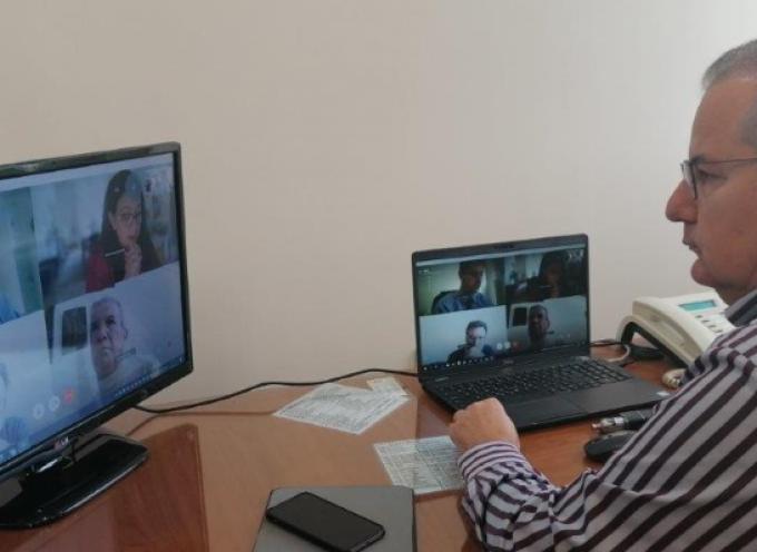 Σε τηλεδιάσκεψη  υπό  τον Χ. Θεοχάρη και φορείς του τουρισμού ο εντεταλμένος περιφερειακός σύμβουλος τουριστικής ανάπτυξης Κ. Χρυσοχοΐδης