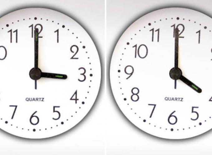 Αλλαγή ώρας: Την Κυριακή 29 Μαρτίου γυρνάμε τους δείκτες των ρολογιών μια ώρα μπροστά